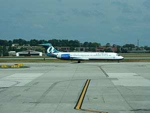 McGhee Tyson Airport - AirTran at McGhee Tyson Airport