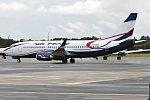 Air Peace, 5N-BQO, Boeing 737-36N (29139259525).jpg