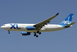 Airbus A330-200 der XL Airways France
