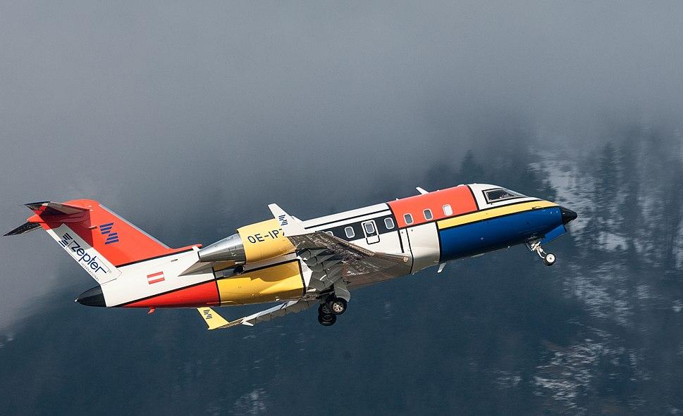 Aircraft OE-IPZ