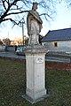 Ajka-Tósokberénd, Nepomuki Szent János-szobor 2021 01.jpg