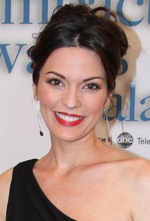 Alana de la Garza American actress