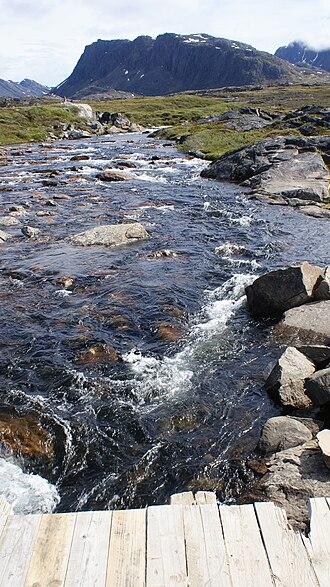 Alanngorsuaq - Image: Alanngorsuaq sisimiut river