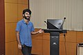 Alap Parikh Shares His Experience - Workshop On Design And Development Of Digital Experiencing Exhibits - NCSM - Kolkata 2018-07-26 2782.JPG