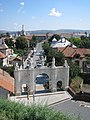Alba Carolina Fortress 2011 - First Gate.jpg