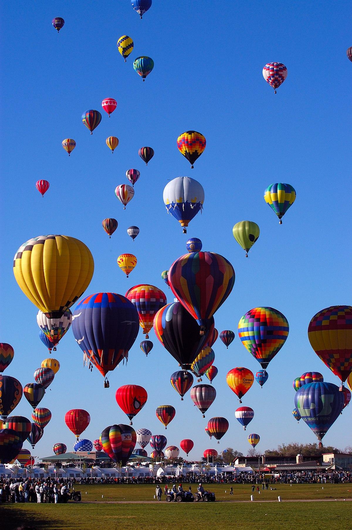 Festival Internacional de Globos de Albuquerque - Wikipedia, la ...