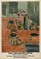 Alchemy; a workshop with furnaces and apparatus, the alchemi Wellcome V0025756.jpg