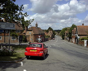 Aldermaston - Image: Aldermaston 2006