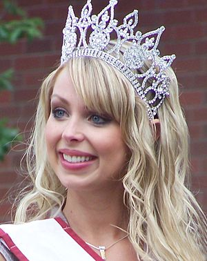 Miss Canada International - Miss Canada International 2008 Alesia Fieldberg