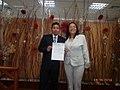 Alex Guayasamín y Janeth primera pareja en registrar unión de hecho en Quito - Campaña Union Civil Igualitaria.jpg