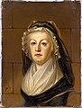 Alexandre Kucharski - Portrait de Marie-Antoinette au Temple - P1457 - Musée Carnavalet.jpg