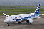 All Nippon Airways, Boeing 787-8 Dreamliner, JA803A (16870467506).jpg