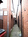 Alleyway leading up to Broad Street - geograph.org.uk - 1560802.jpg