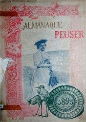 Almanaque Peuser para 1895