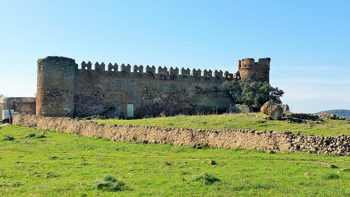Castillo de Los Arcos - Wikipedia, la enciclopedia libre