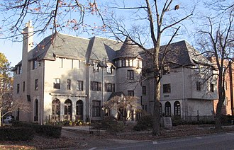 Alpha Gamma Delta - Alpha Gamma Delta house at University of Illinois at Urbana–Champaign