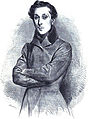 Alphonse de Gisors, lithographie de Deveria - Hustin 1904 p37 - Google Books.jpg