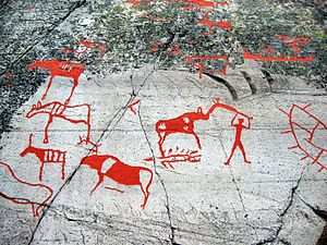 Alta petroglyphs