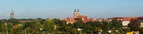 Altstadt Lutherstadt Wittenberg-Panorama.jpg