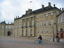 Amalienborg Wikipedia Den Frie Encyklopædi