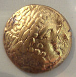 Ambarri gold coin 5 to 1st century BCE.jpg