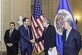 Ambassador Trujillo Presents Credentials to OAS Secretary General Almagro (40363855985).jpg