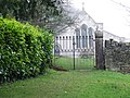 Amberley Church from Graveyard Opposite - geograph.org.uk - 1525338.jpg