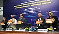 Ananth Kumar releasing the publication at the presentation ceremony of the 6th National Awards for Technology Innovation in Petrochemicals & Downstream Plastics Processing Industry.jpg