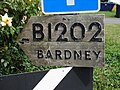 Ancient Road Sign - geograph.org.uk - 521207.jpg