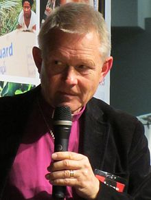 Anders Wejryd at the Göteborg Book Fair 2011