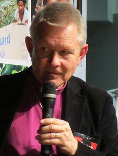 Anders Wejryd Church of Sweden bishop