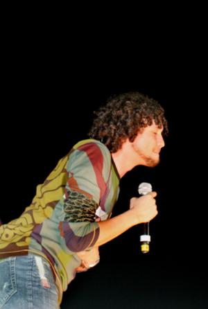 Andrés Cepeda - Image: Andres Cepeda in concert