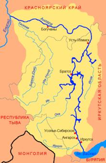 Схема рек с притоками фото 200