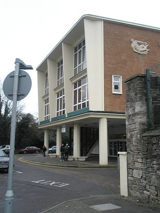 University of Portsmouth - Image: Anglesea Buildings geograph.org.uk 698718