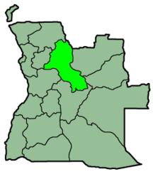 Provinz Malanje