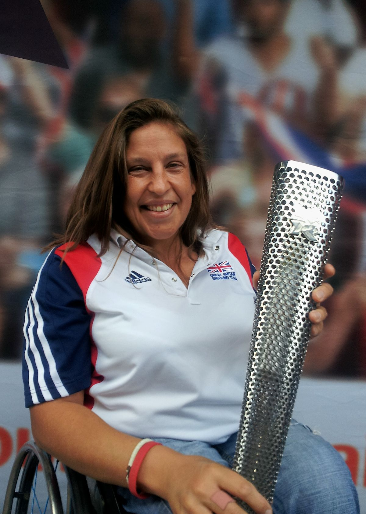 2012 summer paralympics torch relay