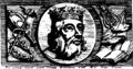 Annales rerum gestarum Ælfredi Magni, auctore Asserio Menevensi, recensuit Franciscus Wise, A Fleuron T142896-5.png