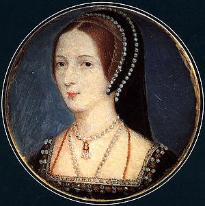 Auburn hair - Image: Anne Boleyn 56