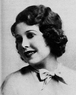 Annette Hanshaw in Radio Stars, Jan. 1934 01