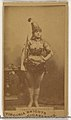 Annie Somerville, from the Actors and Actresses series (N45, Type 1) for Virginia Brights Cigarettes MET DP830359.jpg