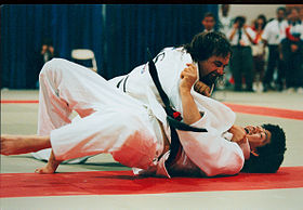 Image illustrative de l'article Judo handisport