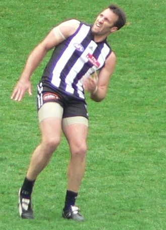 Anthony Rocca - Rocca during the 2006 AFL season