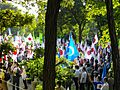 Anti-Chinese government rally on 16 October 2010 at Roppongi 03.jpg