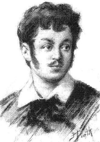 Antoni Malczewski - Image: Antoni Malczewski portret