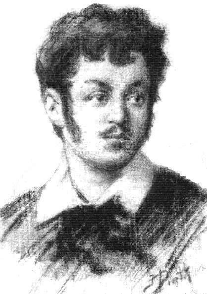 Antoni Malczewski portret