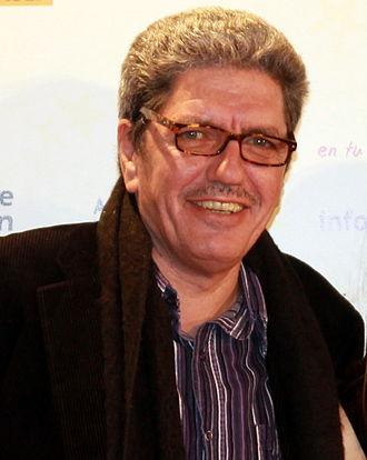 Antonio Dechent - Antonio Dechent at the 2012 Seminci.