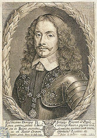 Antonio Pimentel de Prado - Don Antonio Pimentel de Prado (1604-1671/72)