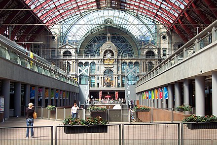 Antwerp Central Station AntwerpCS May 2012.jpg