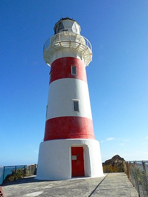 Cape Palliser Lighthouse - Cape Palliser Lighthouse