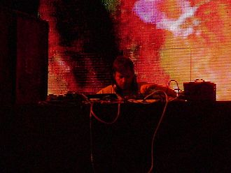 Aphex Twin - Aphex Twin live in 2008